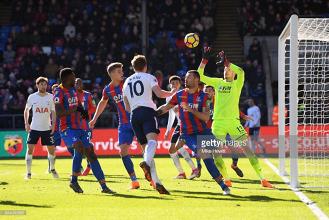 Crystal Palace 0-1 Tottenham Hotspur: Late Kane goal earns Spurs three points