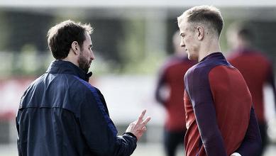 Hart espera seguir siendo el portero titular de Inglaterra
