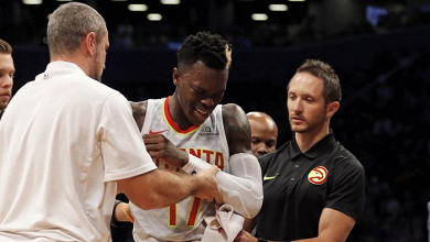 NBA - Atlanta tira un sospiro di sollievo: nulla di grave per Dennis Schroder