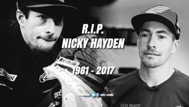 Fallece Nicky Hayden