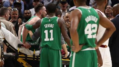 NBA - Boston Celtics sotto shock. Stagione compromessa senza Hayward?