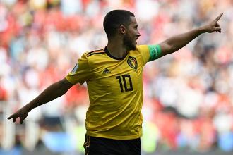 Belgio, Hazard conduce lo spettacolo | www.twitter.com (@ChelseaFC)