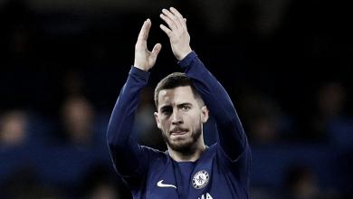 Chelsea, Conte ringrazia Hazard