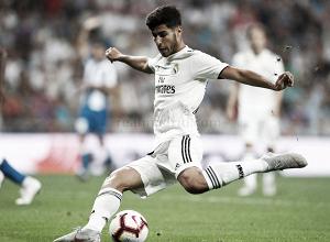 Asensio se reencuentra con el gol en el Bernabéu