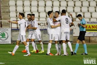 El Albacete Balompié se niega a perder