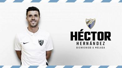 Héctor Hernández nuevo fichaje, Keko y Santos salen cedidos