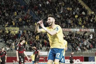 Héctor Figueroa abandona la UD, nuevo rumbo para el jugador canario