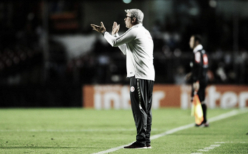 """Odair acredita que Inter foi melhor em empate com São Paulo: """"Eles ficaram próximos de perder"""""""