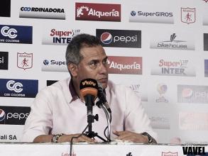 """Hernán Torres: """"No hicimos un buen juego, pero no perdimos; la serie está abierta"""""""