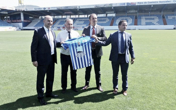 Herrero Brigantina, nuevo patrocinador de la Deportiva
