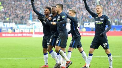 Il sabato di Bundesliga - L'Hertha spegne l'orologio. Vittorie per Eintracht e Werder, pari a 'Gladbach. | Twitter Hertha BSC