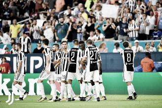 Juve e Inter consiguen la victoria en la International Champions Cup