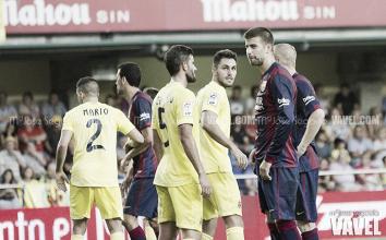 El Villarreal no puntúa en el Camp Nou desde 2010