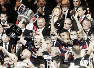 Final de Copa 16/17, el Alavés se enfrenta al rey