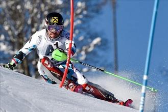 Sci Alpino, Kitzbuhel - Slalom Speciale Uomini, 2° manche: ennesimo capolavoro di Hirscher