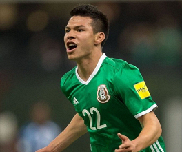 "Pukulan Telak Meksiko untuk Tim ""Panser"" Jerman"