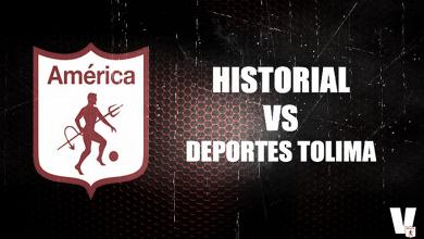 Historial América vs. Tolima: dominio 'escarlata' en el Pascual Guerrero