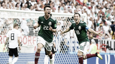 2018 FIFA World Cup Day 4 Recap: Mexico stun the reigning champions