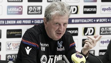 """Roy Hodgson: """"Confío ciegamente en todos mis jugadores"""""""