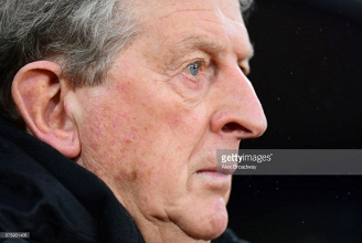 Roy Hodgson says it was 'two points' dropped after dominant Palace display