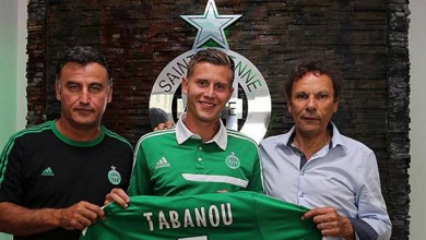Tabanou rejoint l'ASSE