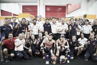 100 victorias de Repsol Honda en MotoGP