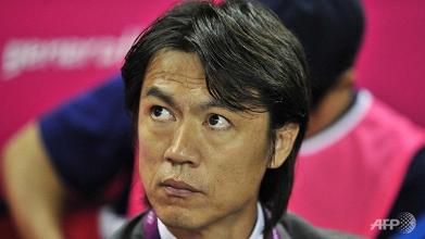 Hong Myung-bo, nouveau sélectionneur de la Corée du Sud