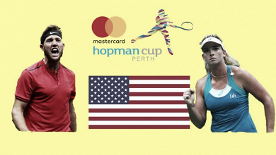 Hopman Cup: Jack Sock and Coco Vandeweghe leads USA's charge