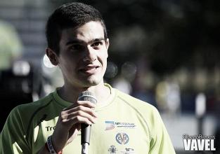 """Bruno Hortelano: """"He controlado la carrera, en semifinales haré lo mismo"""""""