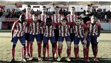 El Atlético B no puede con el Deportivo Fabril