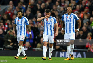 Huddersfield Town player ratings vs. Liverpool: Wagner's men beaten at Anfield