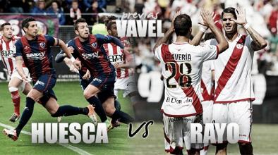 Previa SD Huesca - Rayo Vallecano: hasta que las matemáticas digan lo contrario