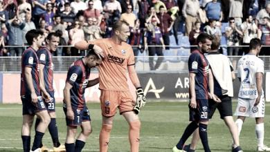 El Huesca sigue en promoción de ascenso dependiendo de sí mismo