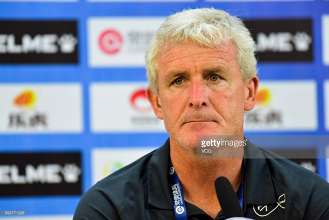 Mark Hughes says ''It's important fresh faces come in'' as pre-season tour gets underway