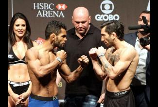 UFC 190: Cannetti por la reivindicación