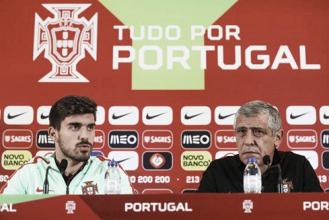 """Fernando Santos: """"Tenemos alrededor de 40 jugadores que pueden ir al Mundial"""""""