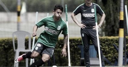 Ronaldo Lucena quiere ganarse la confianza de Almirón