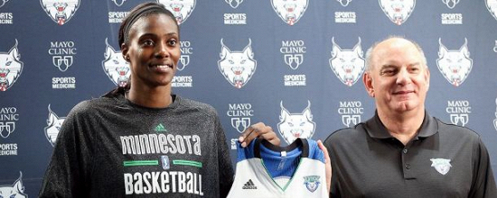 Three-Team Midseason Trade Involving Sylvia Fowles To The Minnesota Lynx