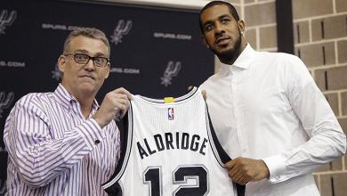 NBA, R.C. Buford parla della situazione dei suoi San Antonio Spurs