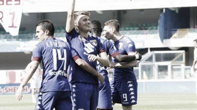 """Torino, la carica di Iago Falque: """"Tre punti con la Samp, poi testa al derby"""""""