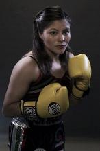 Ibeth Zamora defiende sin problemas su título