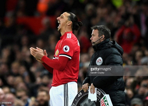 "Zlatan Ibrahimović reveals ""lions don't recover like humans"" following early Manchester United comeback"