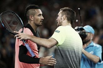 Nick Kyrgios sigue en racha