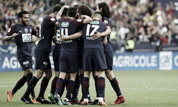 PSG campeón de la Coupe de France