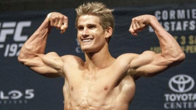 """Super"" Sage Northcutt Added To UFC Fight Night: Johnson - Bader"