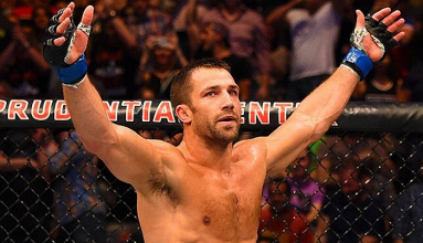 VAVEL USA's UFC Year In Review: Soaring To The Top - Luke Rockhold