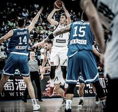 Luka Doncic brilla en la victoria eslovena sobre Grecia