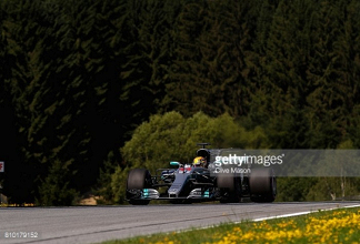 Austrian GP: Hamilton completes the Friday double