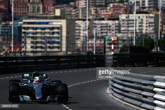 Monaco GP: Hamilton fastest of all time in FP1