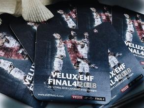 Resumen Vardar (27-28) Montpellier por las semifinales del Final Four de la EHF Velux Champions League
